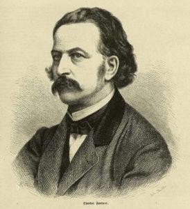 Bildnis Theodor Fontane